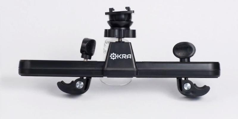 Detailed review of Okra Universal Tablet Air Vent Car Mount Holder with 360° Rotating swivel