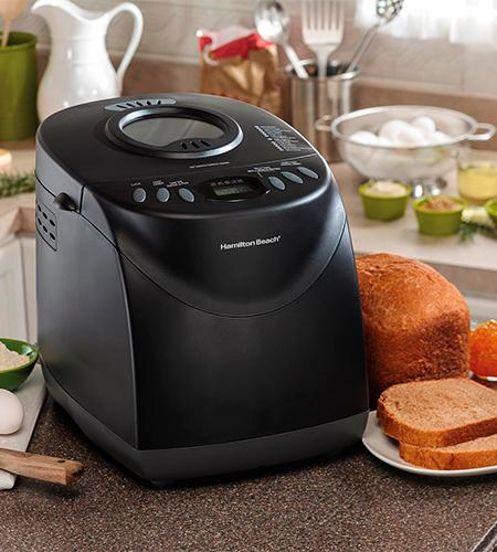 Review of Hamilton Beach 29882 Breadmaker