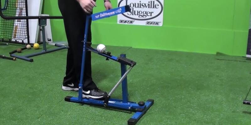 Review of Louisville Slugger UPM 45 Pitching Machine