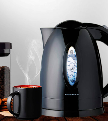 Review of Ovente KP72B Electric Kettle