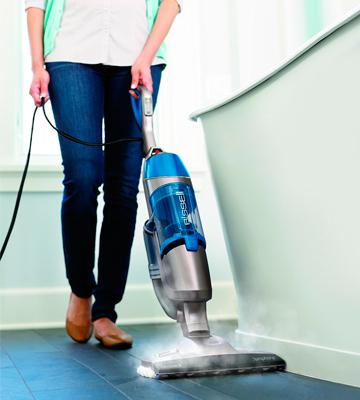 Review of Bissell 1132A Symphony All-in-One Vacuum and Steam Mop