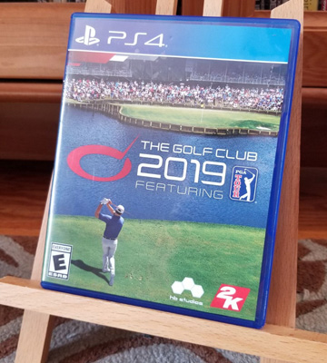 Review of 2K The Golf Club 2019 Featuring PGA Tour for PlayStation 4
