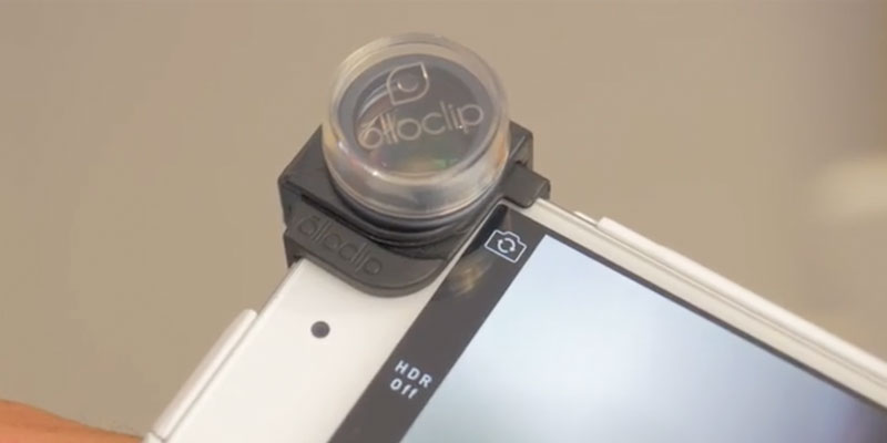 Review of Olloclip OCEU-IPH6-M3-BB Macro Pro Lens
