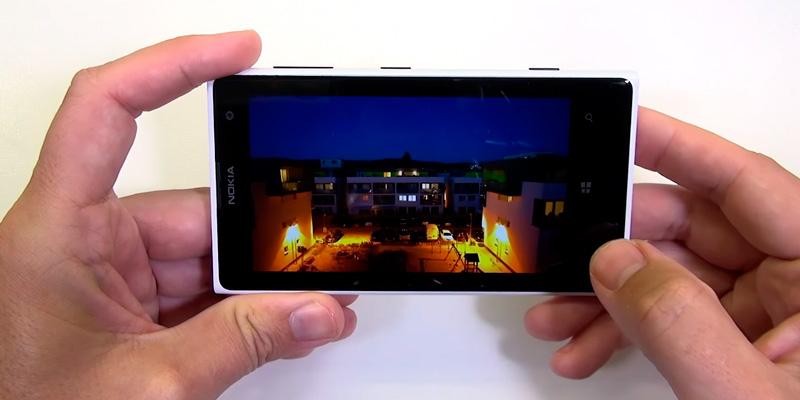 Review of Nokia Lumia 1020 Windows Phone
