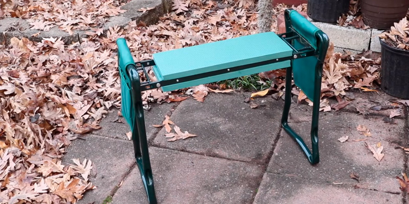 Review of Ohuhu 916-66000-62 Garden Kneeler