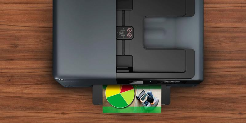 Review of HP OfficeJet Pro 8710 All-in-One Printer