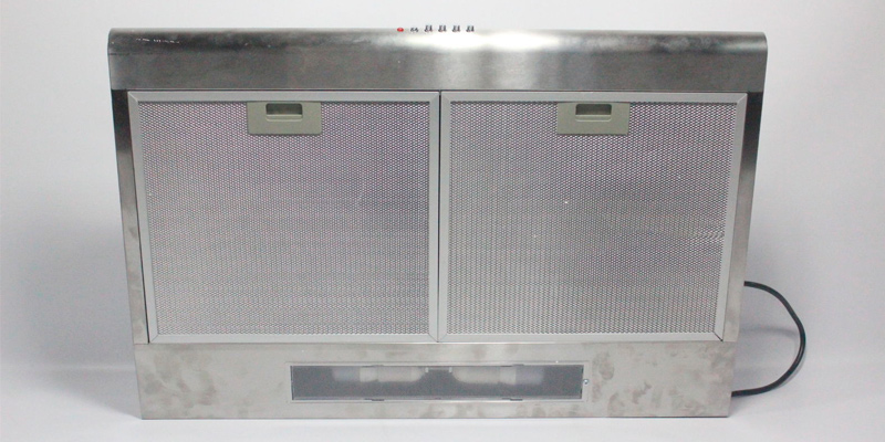 "Cosmo COS-5MU30 30"" Under Cabinet Range Hood in the use"
