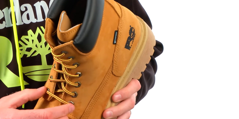 Review of Timberland Direct Attach Men's Soft-Toe Boot