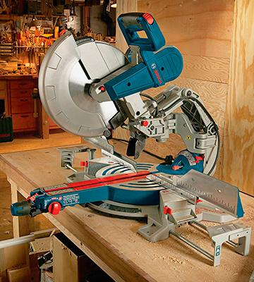 Review of Bosch GCM12SD 12'' DB Glide Miter Saw