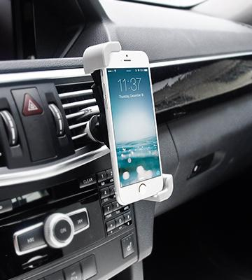 Review of CARPRO 3-In-1 Air Vent Phone Holder Cradle