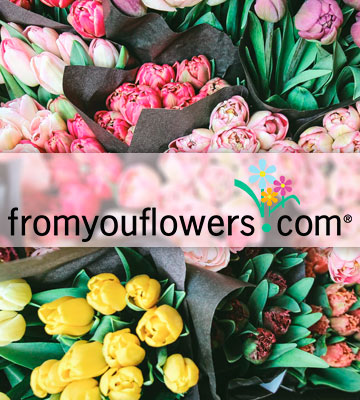 Review of FromYouFlowers Same Day Flower Delivery