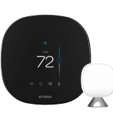 ecobee Alexa Built-In Smart Thermostat with Voice Control