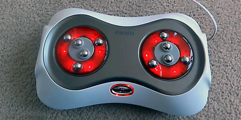 Review of HoMedics FMS-150H Shiatsu Foot Massager