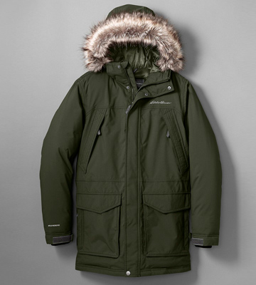 Review of Eddie Bauer Superior Down Men's Parka
