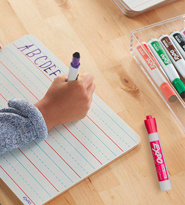 Review of EXPO Dry Erase Markers Low Odor