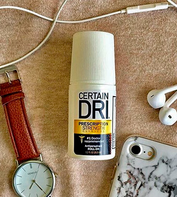 Review of Certain Dri Prescription Strength Clinical Antiperspirant