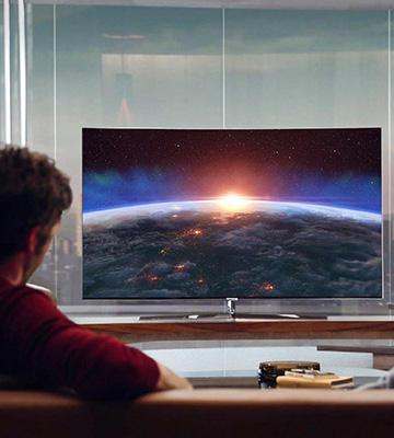 Review of Samsung UN49KU6500 Curved 4K Ultra HD Smart LED TV