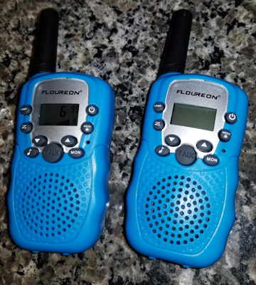 Review of Floureon V269C77Q Walkie Talkie for Kid