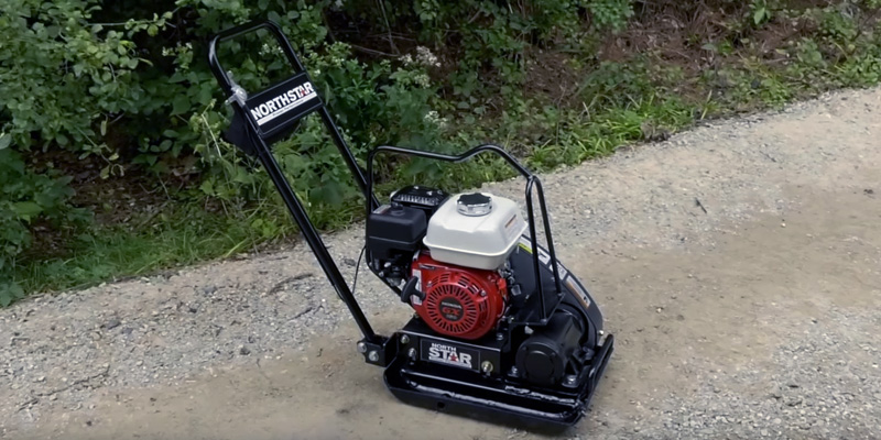 Review of NorthStar JPC-60 Close-Quarters Plate Compactor
