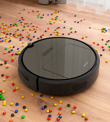 Review of Roborock E25 Robot Vacuum Cleaner with Mopping