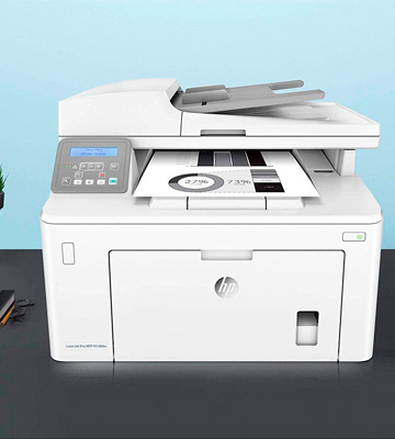 Review of HP Laserjet Pro M148dw All-In-One Laser Wireless Printer
