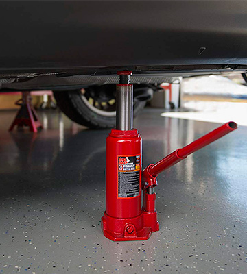 Review of Torin T90603B Big Red Hydraulic Bottle Jack (6 Ton Capacity)