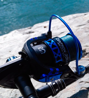 Review of KastKing Summer and Centron Spinning Reels