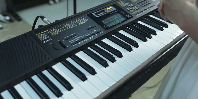 Review of Casio CTK2400 PPK Portable Keyboard Package