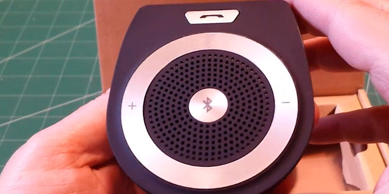 Review of Aivake T821 Bluetooth Car Speaker