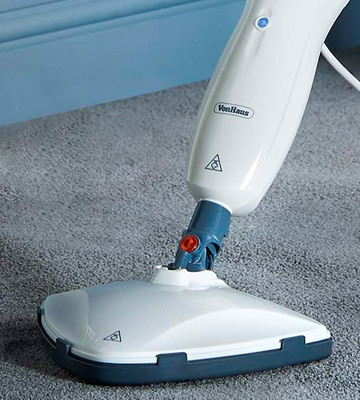 Review of VonHaus Steam Mop Cleaner for Hardwood Floor and Carpets