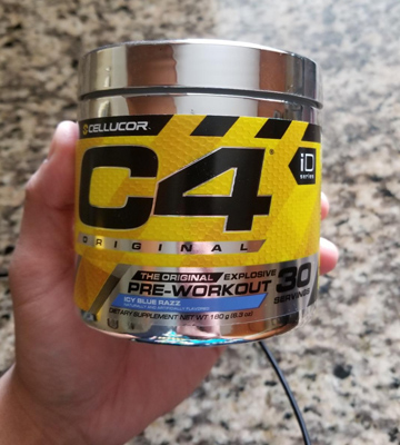Review of Cellucor 810390028405 Pre Workout Powder Energy Drink