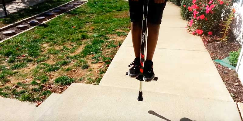 Detailed review of Razor Gogo Pogo Stick
