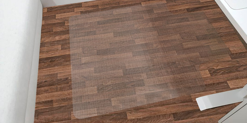 "Review of SHAREWIN 36""x47"" Chair Mat for Hard Wood Floors"
