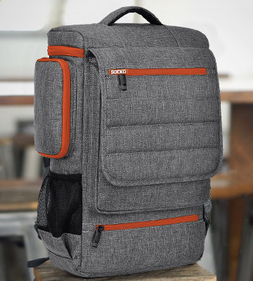 Review of BRINCH Unisex Rucksack School Backpack