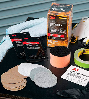 Review of 3M 39084 Headlight Restoration Kit