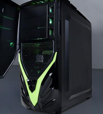 Review of CyberpowerPC Gamer Ultra (GUA4500A) Gaming PC GTX1060 & fx-6300