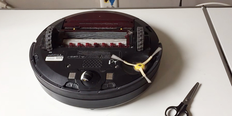 Review of iRobot Roomba 880 Robot Vacuum
