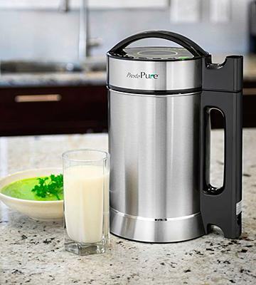 Review of Presto Pure IAE15 Automatic Hot Soy Milk