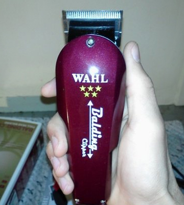 Review of Wahl 8110 Professional 5-Star Balding Clipper