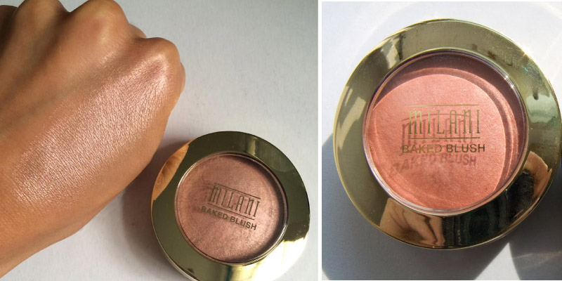 Review of Milani Baked Blush