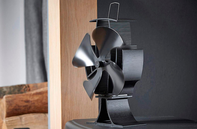 Best Wood Stove Fans