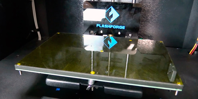 Detailed review of FlashForge Creator Pro 3D Printer