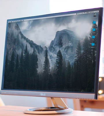 Review of ASUS Designo MX279H 27-Inch Frameless IPS Monitor (FullHD, 60Hz)