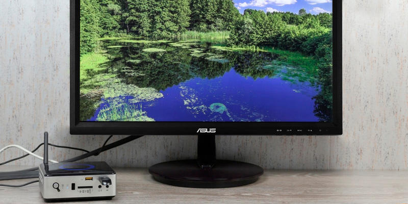 Review of ASUS VT207N Back-lit LED
