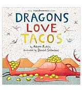 Adam Rubin Dragons Love Tacos