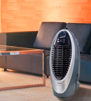 Review of Honeywell CS10XE Indoor Evaporative Cooler (300 CFM)