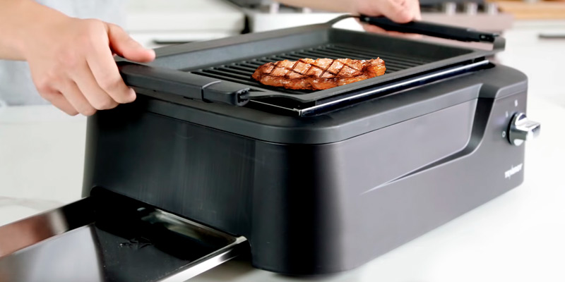 Review of Tenergy Redigrill Smoke-Less Infrared Grill