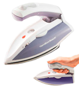 Hamilton Beach 10092 Travel Iron with Steam