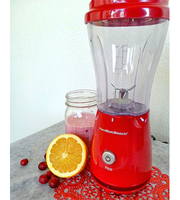 Review of Hamilton Beach 51101R Personal Countertop Blender