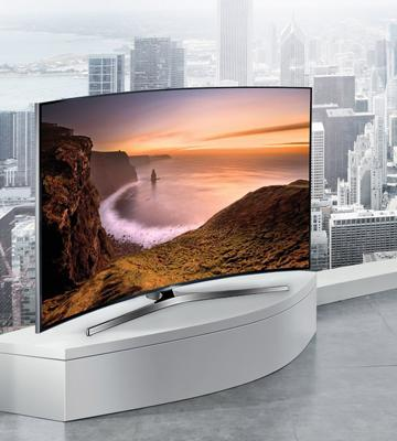 Review of Samsung UN65KU7500 Curved 4K Ultra HD Smart LED TV